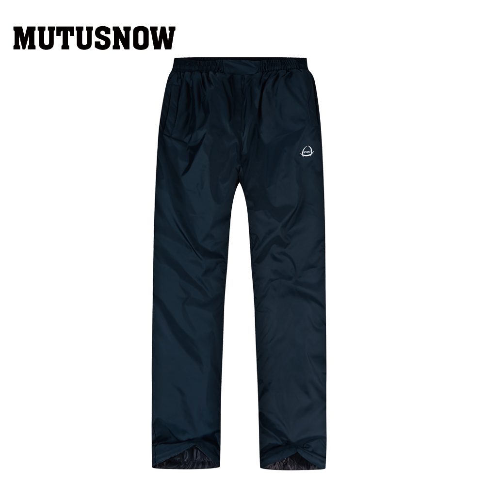 Men Snowboard Pants Women Ski Trousers Waterproof Windproof Breathable Winter Snow Pants Male Female Brand Ski Skiing Trousers