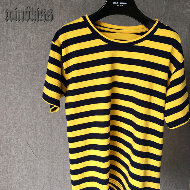 Looking for the latest styles of striped t-shirts for men in a range of colors and fabrics? Shop for men's striped t-shirts now at PacSun and enjoy free shipping on orders over $50! Yellow Red Pink Purple Blue Green Brown Ivory Grey Gold Black Multi Shop By Size S M L XL XXL Shop By Price $20 - $30 $30 - $50 $50 - $75 PacSun Placed Stripe.