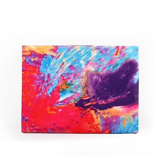 2015 High Quality Exquisite Book Multicolor Print Women Messenger Bags Fashion Evening Bag Party Bolsas Retro Women Clutch A981