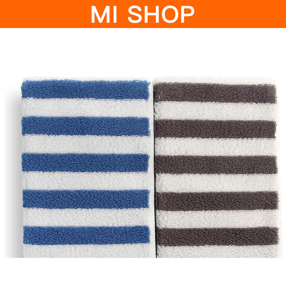 Orinigal Xiaomi ZSH Antibacterial Sweat-absorbent Exercise Wipe Towel Lengthened Soft Cotton Fitness Sports Towel