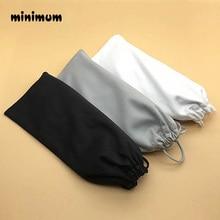 Минимум, 3 шт./лот, сумка для очков из мягкой ткани, чехол для солнцезащитных очков, водонепроницаемый пылезащитный чехол для очков, аксессуары для очков, цельный