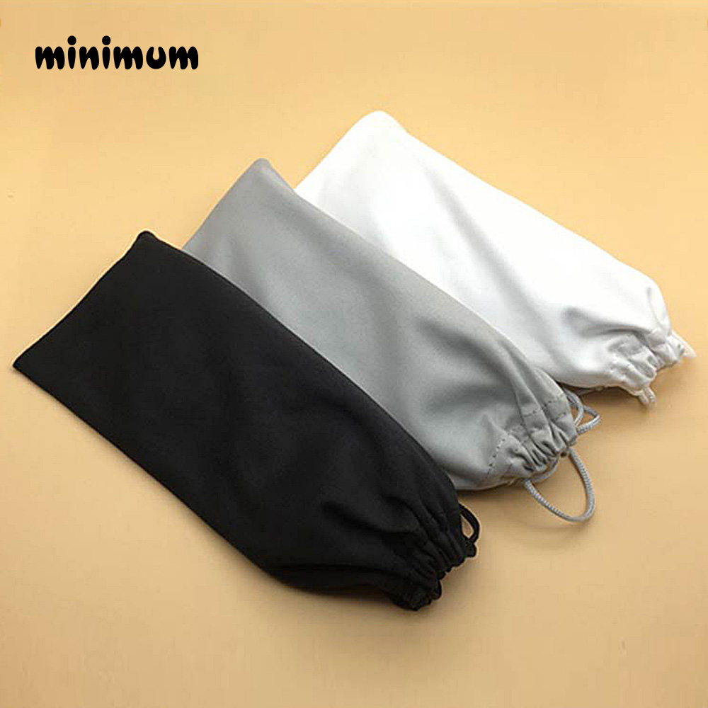 MINIMUM 3pcs/lot Soft Cloth Glasses Bag Sunglasses Case Waterproof Dustproof Eyeglasses Pouch Eyewear Accessories Speckle Solid