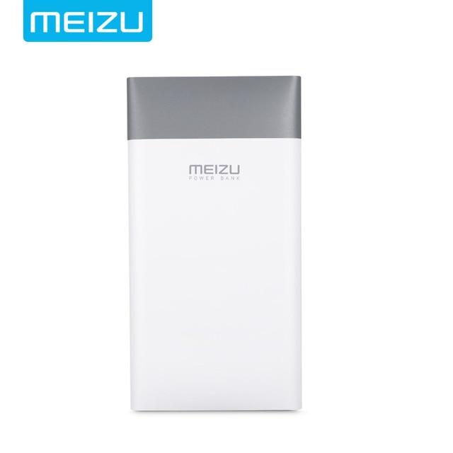 Original MEIZU Power Bank 10000mAh External Battery Portable Mobile Backup Bank M8 Charger for Xiaomi Samsung iPhones 7 iPad Pro