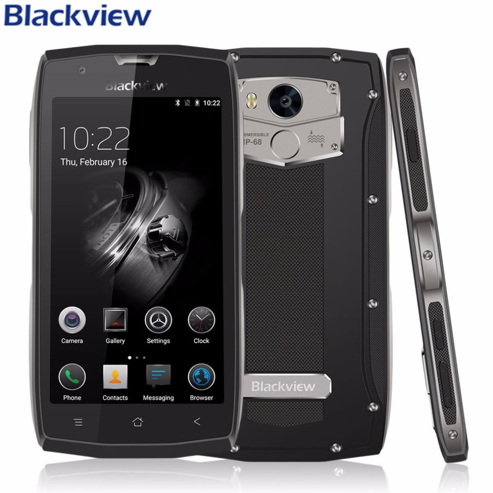 Blackview BV7000 Pro 5 0 inch 4G LTE Mobile Phone 4GB 64GB Android 6 0 Octa