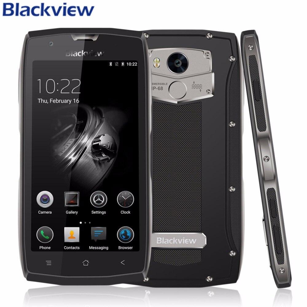 Blackview BV7000 Pro 5.0 pulgadas 4G LTE Teléfono Móvil 4 GB + 64 GB Android 6.0