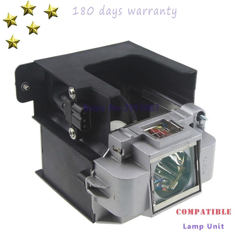 Livraison Gratuite VLT-XD3200LP Lampe De Projecteur Compatible avec Logement Pour Mitsubishi WD3300, XD3200U, XD3500U, GW-6800 Projecteurs