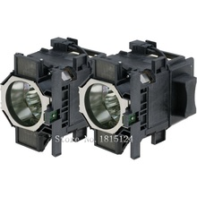 Epson ELPLP73 Original Replacement Projector Lamp for Epson PowerLite Pro Z8250NL Z8255NL,Z8450WUNL,Z8455WUNL Projectors(2 LAMP)