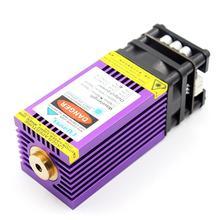 Oxlasers 15 w diy módulo laser azul para cnc gravação a laser e corte 15000 mw 12 v foco fixo cabeça do laser com pwm