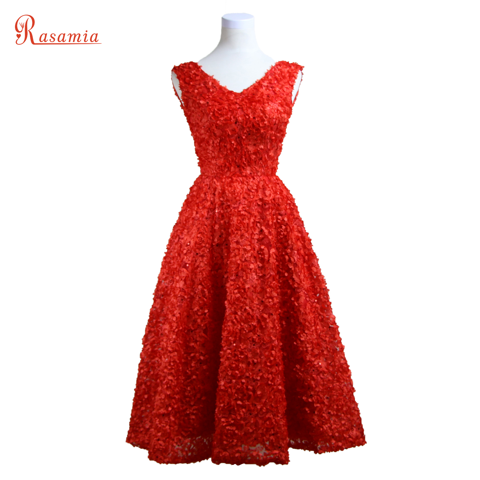 Red And White Evening Dress: Red Prom Dresses Gold Belt Luxurious Evening Gowns Sequin