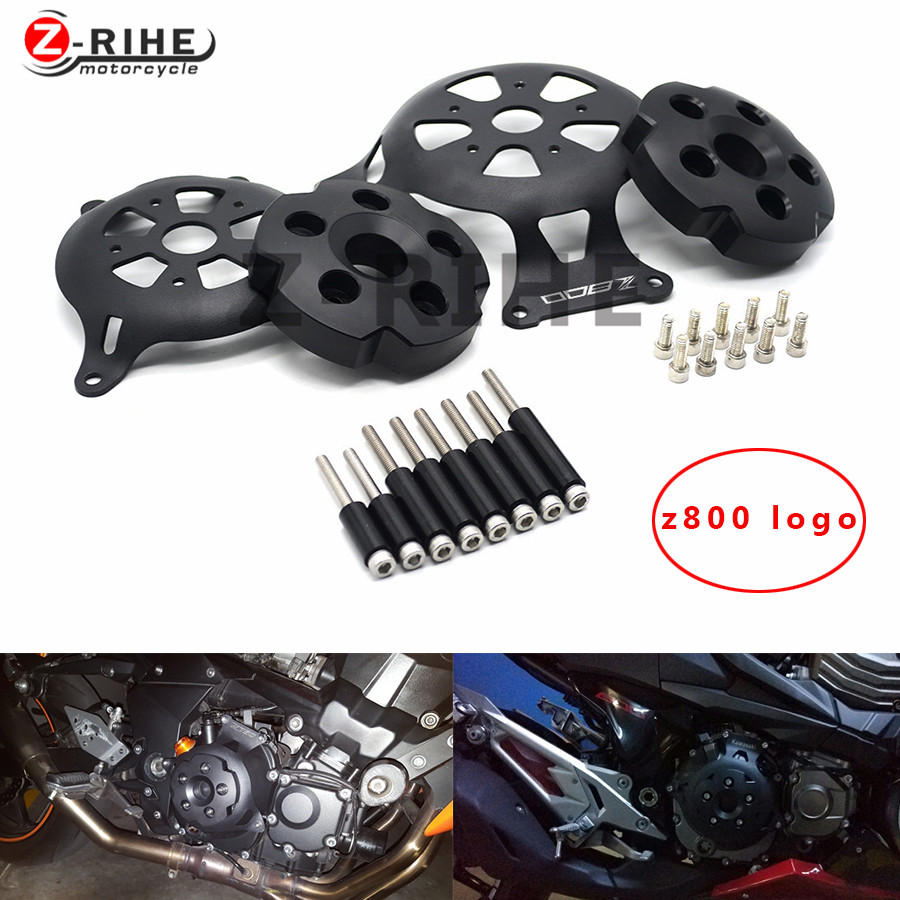 For Z800 Engine Stator Cover Engine Protective Cover Guard for kawasaki Z800 2013 2014 2015 2016 Motorcycle Accessories motorcycle accessories engine guard cover kit for for honda msx1252013 2016 msx125sf 2013 2016