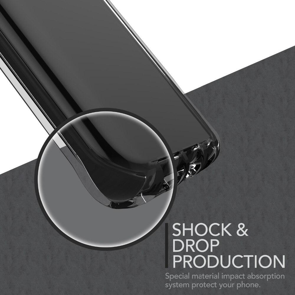 Fodral för Samsung Galaxy S8 / S8 Plus, helt skyddande tydlig Slim - Reservdelar och tillbehör för mobiltelefoner - Foto 4