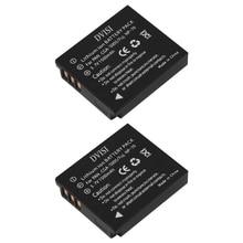 2 teile/los 1.5Ah CGA S005 S005 BCC12 CGA S005E DMW BCC12 Batterie für Panasonic Lumix DMC FX180 DMC LX1 DMC LX2 LX3 FS1 FS2 FX01
