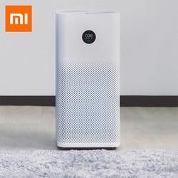 Оригинальный Xiaomi Mi Воздухоочистители 2 s приложение Управление трехслойной Hepa фильтр Воздухоочистители s дома Управление низкая Шум очисти...