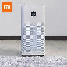 Оригинальный Xiaomi Mi очиститель воздуха s 2 s приложение управление трехслойный Hepa фильтр очиститель воздуха s домашний контроль низкий уровень шума очиститель воздуха