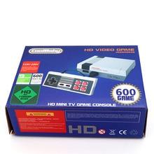 CoolBaby 5-50 pçs/lote Nostalgia Retro Classic Video Game Console HDMI Saída 8 Pouco Criada Em 600 Diferentes Jogos de Casal gamepads