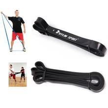 Strengthen muscles training resistance bands fitness power exercise for wholesale and free shipping kylin sport недорго, оригинальная цена