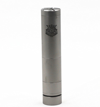 KING V2 Mech Mechanical Mod 18350/18500/18650 Battery Vaporizer Vapor Vape Body vs Nemesis SMPL Mod Electronic Cigarette Mods