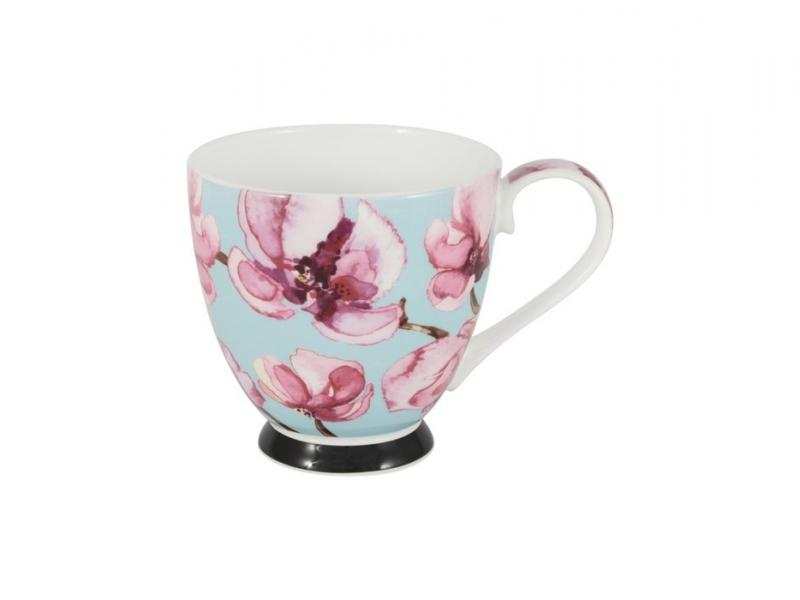 Фото - Mug The English Mug, Orchid, 400 ml, Blue automatic mug printing machine mug