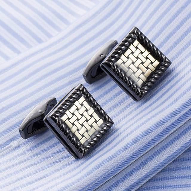 Vagula French Shirt Cufflinks Wedding Gemelos Excellent Cuff Links 51486