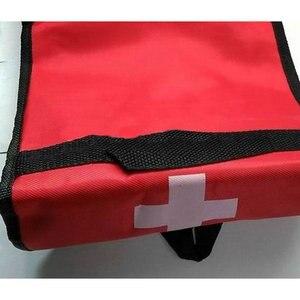 Image 5 - 접이식 방수 휴대용 야외 자동차 응급 처치 키트 여행 또는 캠핑에 응급 처리를위한 접을 수있는 고용량 가방