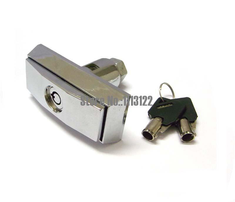 T Handle Vending machine locks 7 Pins Snack vending machine Lock with Tubular Key 1 PC