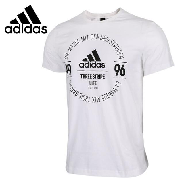 camiseta hombre adidas logo