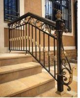 Hench 100% handmade forged custom designs metal fence rails|Window Security Bars|   -