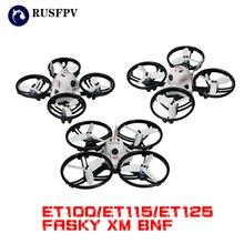 KINGKONG HKThunder ET Series ET100 ET115 ET125 Micro Brushless FPV Racing Drone 800TVL Camera 16CH 25mW 100mW VTX FRSKY XM BNF