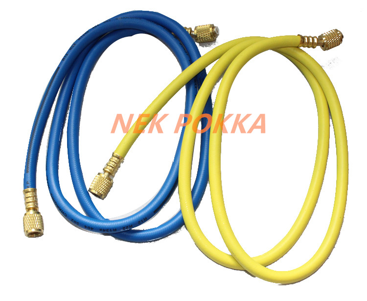 충전 냉매 압력 게이지, 134A R410A R22 R404A 냉매 측정 - 자동차부품 - 사진 3