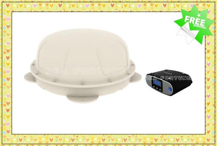 Axis Auto Group >> Novelty Product, Auto Tracking Satellite Antenna VI , Portable Dish Antenna wirh GPS/Auto skew 2 ...
