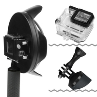 New Professional 6 Inch 40m Diving Dome Port For GoPro Hero 5 Black HERO5 Action Camera