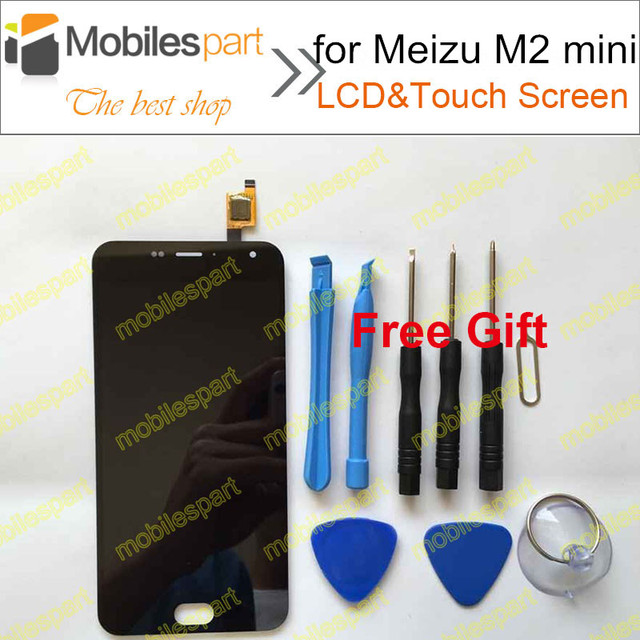 LCD Screen for Meizu M2 mini New High Quality LCD Display +Touch Screen For Meizu M2 mini 5.0inch Smartphone in stock