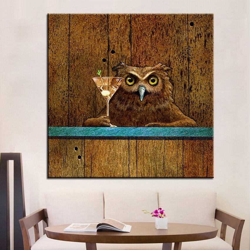 ᗗImpresión de gran tamaño pintura al óleo Hoot Gibson pared arte ...