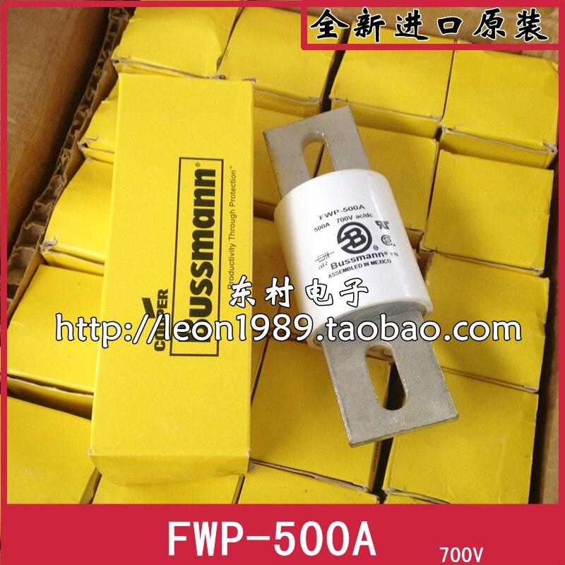 цена на [SA]US Cooper Bussmann fuse FWP-500A 700V FWP-500A Fuse