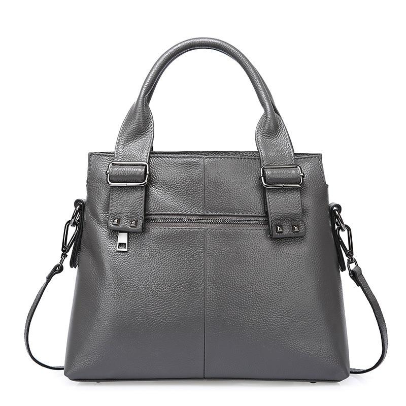 Kajie Crocodile Pattern Women Genuine Leather Embossed Bag Famous Designer Handbags Luxury Quality Shoulder Messenger Tote