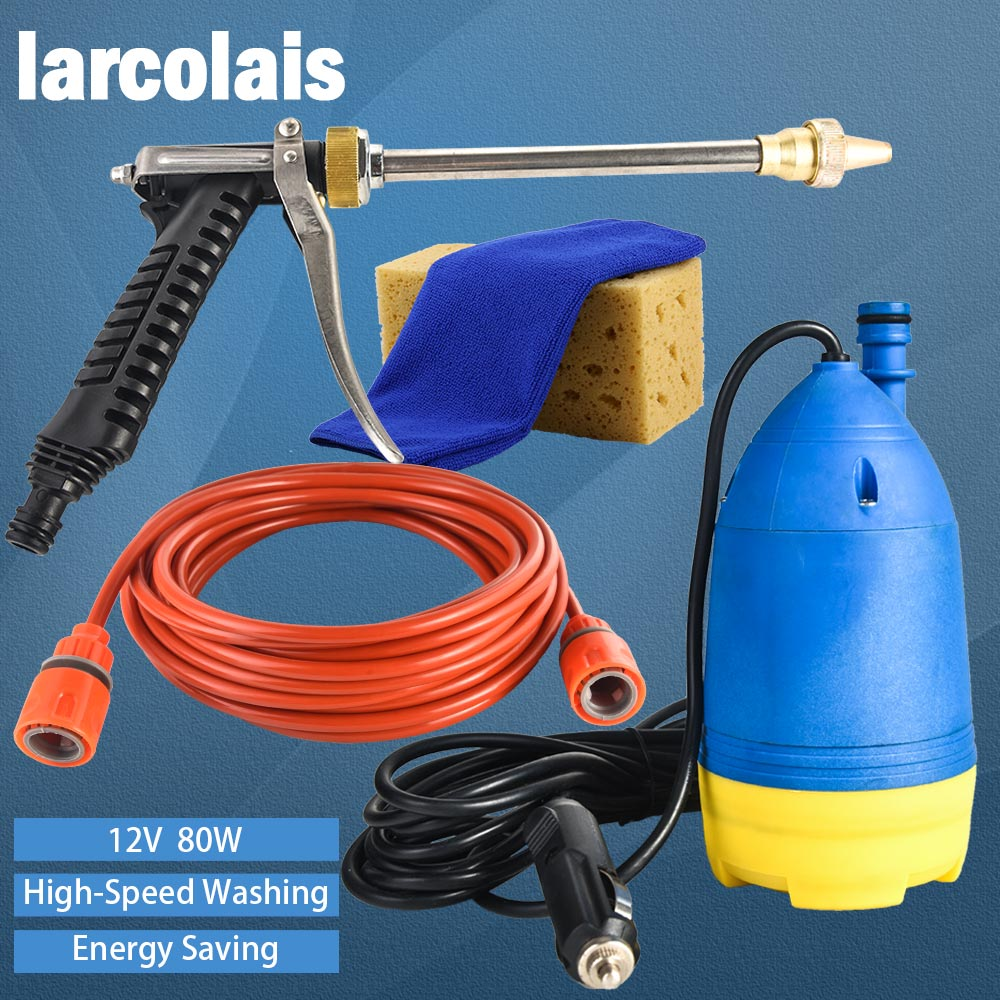 Multi Functional High Pressure Self priming Electric Water Auto Wash Machine Car Washer Pump Spray Gun