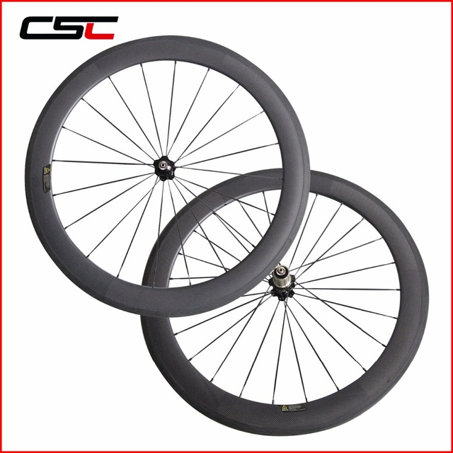 Buy Free Shipping 23mm Width 60mm Clincher Carbon