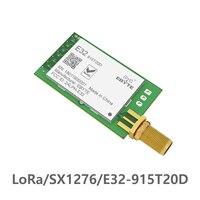 LoRa 915 МГц SX1276 rf TCXO E32-915T20D приемопередатчик беспроводной модуль ebyte длинный диапазон iot UART 915 МГц радиоволновой приемопередатчик