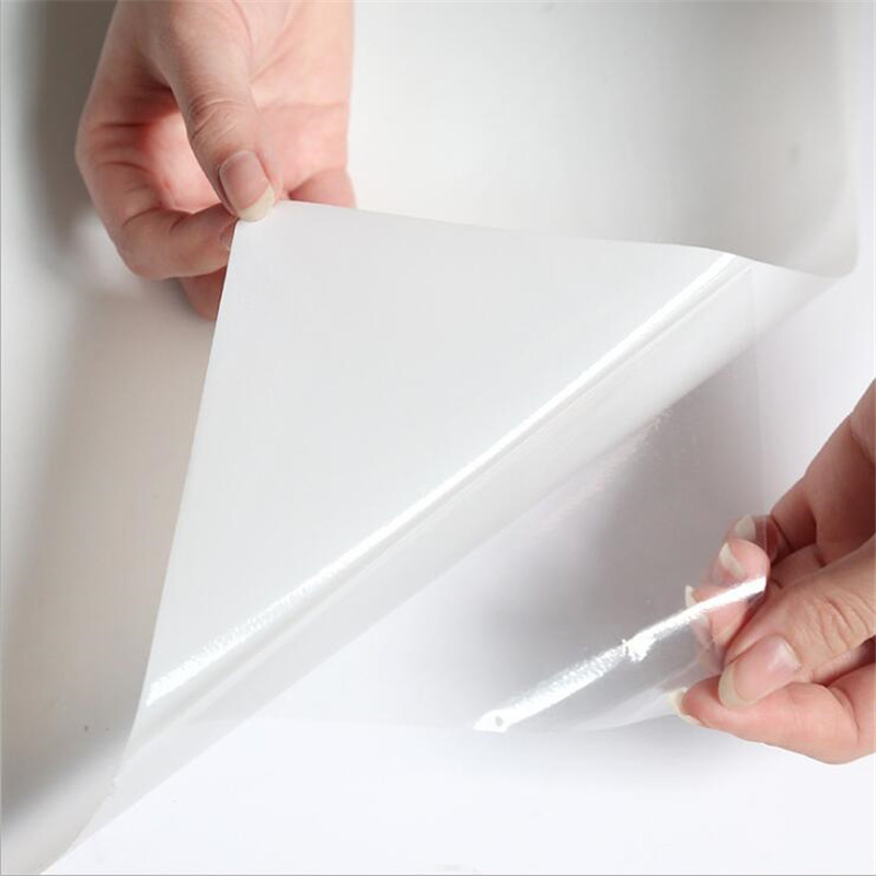 90*200cm/lot Decorative Films Static Self Adhesive Window Film Very Privacy No Glue Removed Bathroom Kitchen Living Room