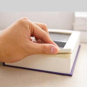 Image 5 - Секретная Книга в словаре, сейф для денег, скрытый сейф с замком, хранение наличных денег, монет, драгоценностей, пароль, замок для детей, подарок