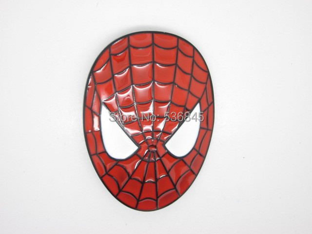 <font><b>Spiderman</b></font> <font><b>Mask</b></font> Superhero <font><b>Belt</b></font> <font><b>Buckle</b></font>