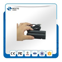 Cheap Price 3 Tracks Usb Magnetic And Magstripe Credit Card Reader With Free SDK HCC750U 06