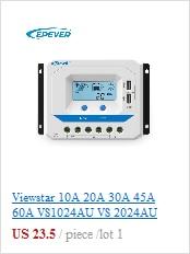 controlador de carga solar EPIPDB-COM 10a 20a