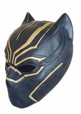 Черная пантера латексные маски шлем Капитан Америка Civil War ролевые маски Хэллоуин реалистичные взрослые вечерние реквизит в наличии