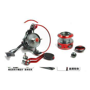 ACE20 Kate 2000 ultra-light full metal fishing reels waterproof 1PCS spinning portable pike isca de pesca fishing tackles