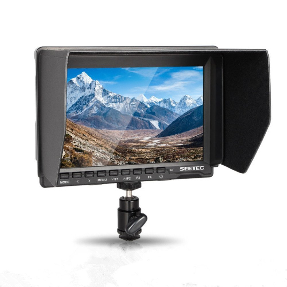 Seetec ST-699P 7 IPS Ultra-thin Design 1280x800 HDMI HD On-Camera Field Monitor with Peaking Focus Histogram Feelworld FW759
