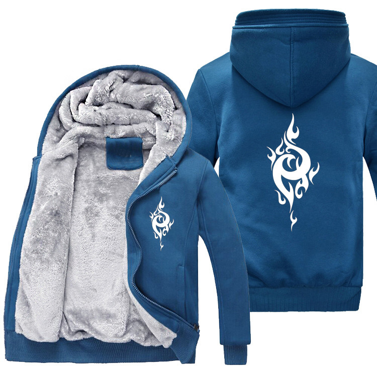 Free Shipping K Project sweatshirts Costume Anime kuro yatogami hoodies men women fashion coat monochrome