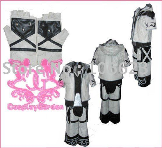 Wholesale Freeshipping Hot Selling low price Cheap Cosplay Costume C1602 Kingdom Hearts Sora