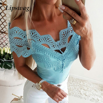 Sexy Off Shoulder Summer Blouse