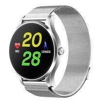 Pizen font b Smartwatch b font K88 upgrade Heart rate bluetooth Smart watch Russian Hebrew Korean
